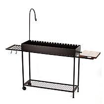 Вуличный мангал для дому для дачі Bona Grill Складаний Стандарт 1000