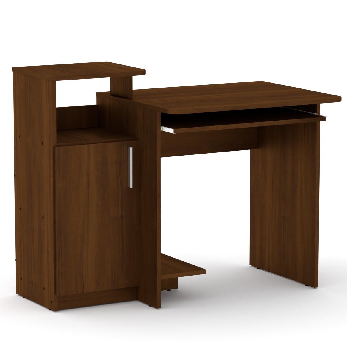 Стол компьютерный СКМ-2 орех экко Компанит