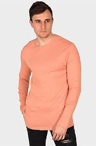 Батник мужской персиковый AAA 129424P