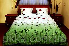 Полуторное постельное белье ТЕП 533 Маки