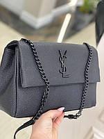 Женская сумка SAINT LAURENT Niki Chain' (реплика)