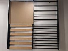 Металлическая кровать с мягким изголовьем Фуксия ТМ Tenero, фото 2