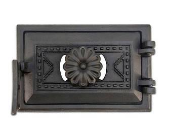 Піддувальна дверцята для печі 102837 з регулюванням подачі повітря