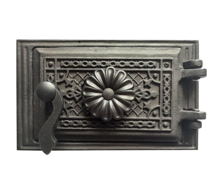 Дверца поддувальная для печи 102838 с регулировкой подачи воздуха