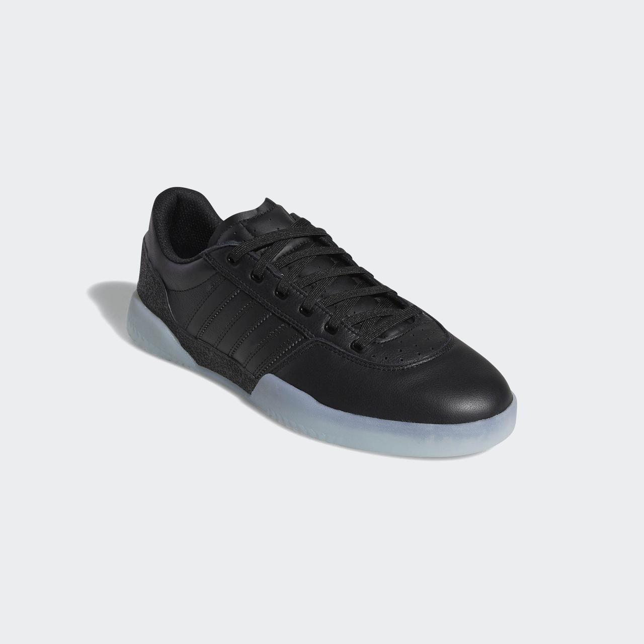 Кроссовки мужские Adidas City Cup черные (DB3076)