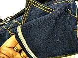 Джинсовый рюкзак Британец, фото 6