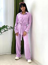 Жіночі брюки, вільний крій