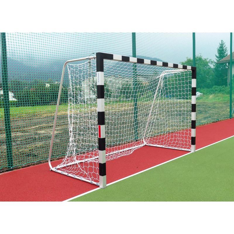 Сітка для міні-футболу, футзалу, гандболу безузловая 3*2*1 м, діаметр 4 мм, яч.100 мм