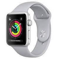 Ремінець для Apple Watch 38 mm (4) (Сірий)