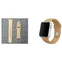 Ремешок для Apple Watch 38 mm (7) (Горчичный)