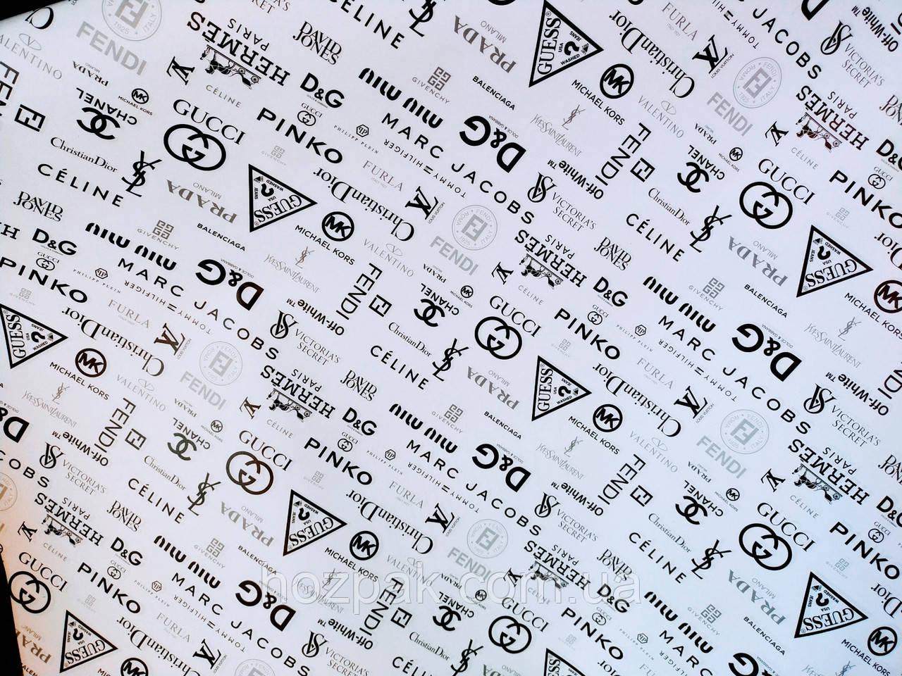 Подарочная бумага 70х100 Bum-209