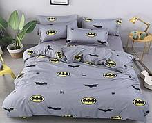 Комплект постельного белья полуторный бетмен