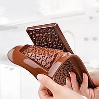 """Силиконовая формы для шоколада """"Сердце"""" 20,5х10,5 см, кондитерская форма"""
