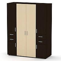 Шкаф 20 Гардероб (1602*619*2000Н), фото 1