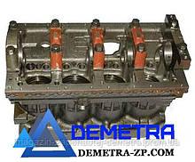 Блок циліндрів двигуна Д-245 МТЗ, ЗІЛ (б/у) 5 р/втулок. 245-1002015-01