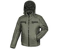 Куртка мужская зимняя с капюшоном STACЕ