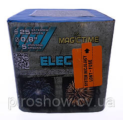 Салют ELECTRO 25 выстрелов 20 калибр | Фейерверк P7105 Kometa