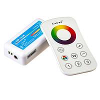 Контроллер RGBW 12А/144Вт (RR 8 кнопок) №82