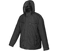 Куртка зимняя мужская с капюшоном большого размера City Classic размер 70