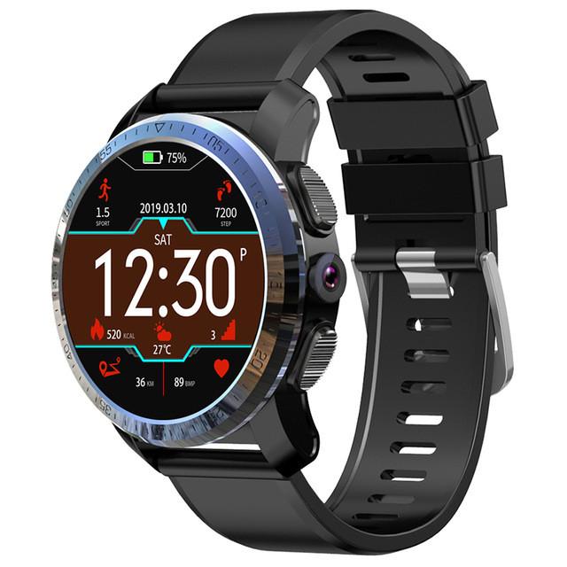 Смарт часы Kospet Optimus Pro black
