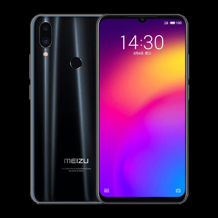 Meizu Note 9 M923H 4/128Gb black Global Version