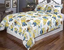 Комплект постельного белья миньйон