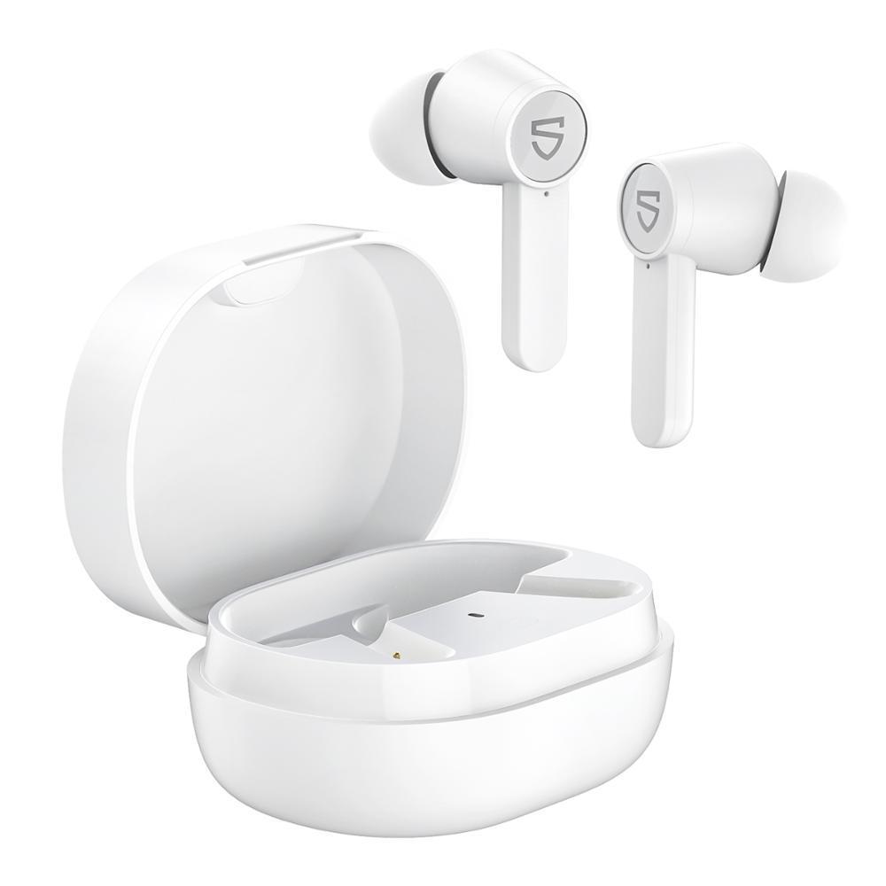 Наушники SoundPEATS Q white