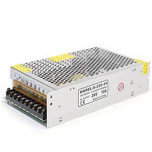 Блокпитания для светодиодной ленты 24 В 10 A (250 Вт)