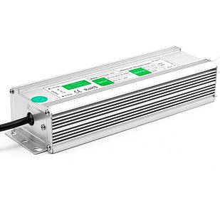 Блокпитания для светодиодной ленты 12 В 12.5 A (150 Вт) 90-250 В IP67