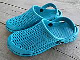 Кроксы Женские 41 р 26.5 см, фото 5