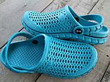 Крокси Жіночі 41 р 26.5 см, фото 4