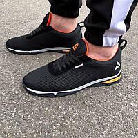Мужские кроссовки Reebok Черные