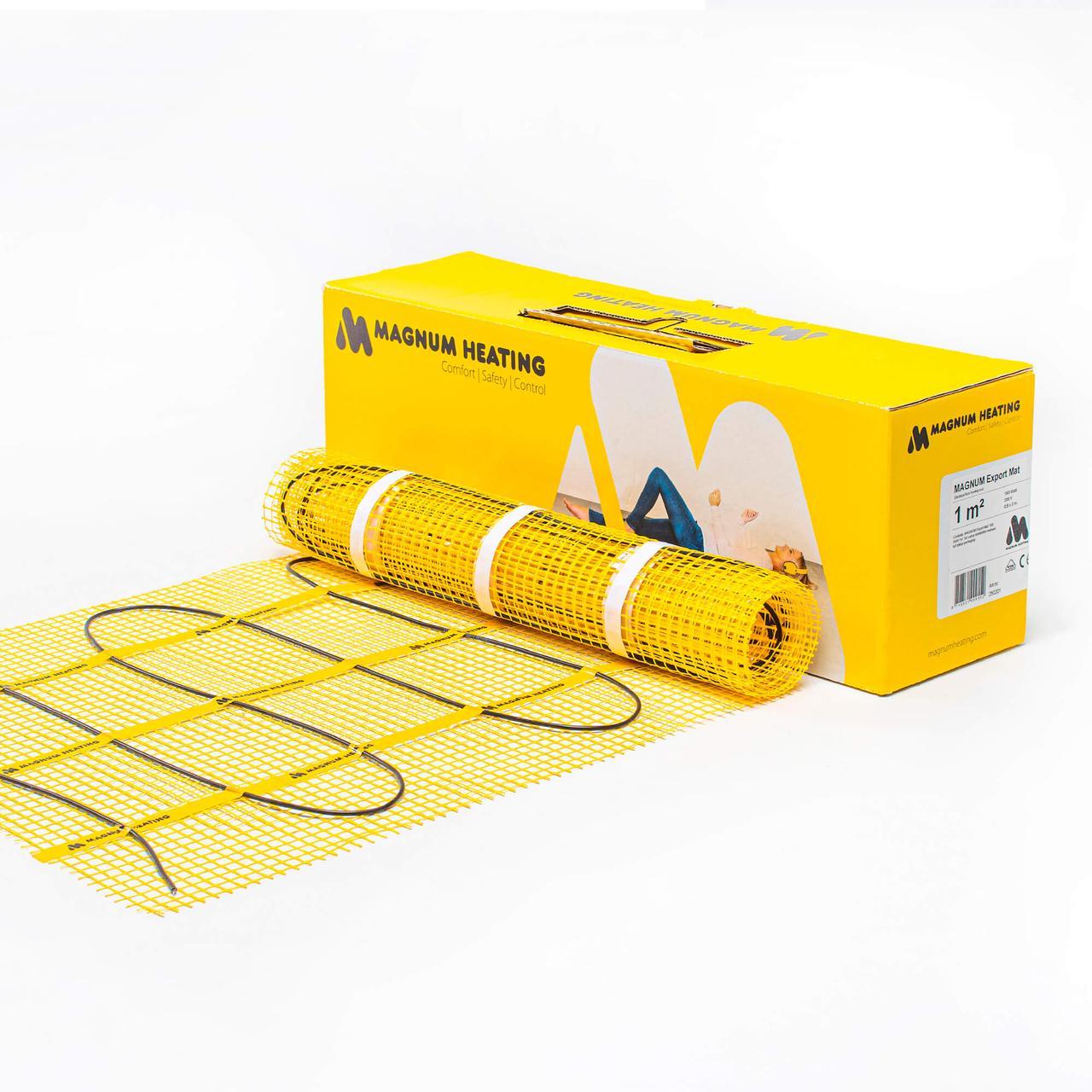 Комплект нагревательного мата двужильного MAGNUM Mat 3,5 m²