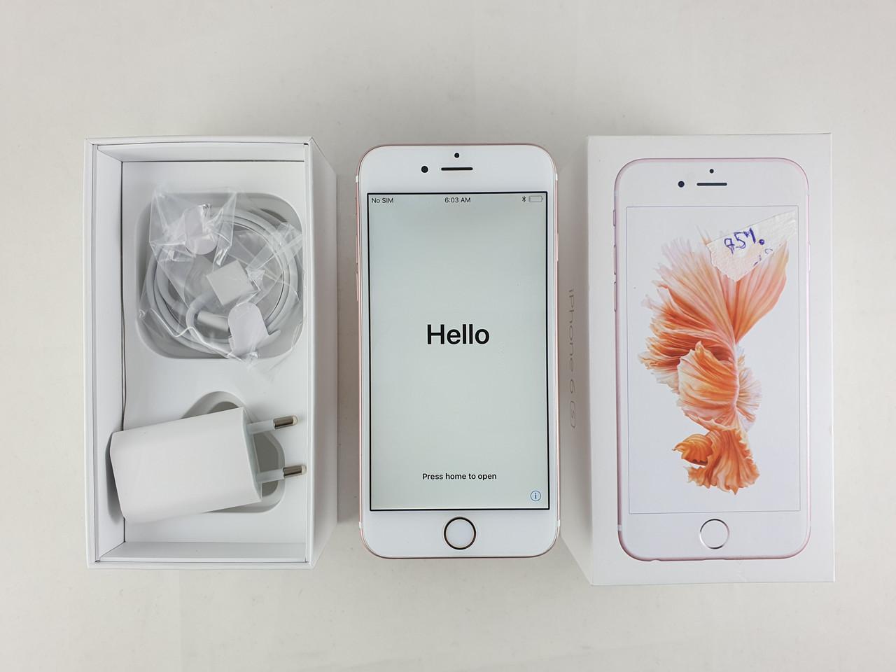 Apple iPhone 6S 32Gb Rose Gold Grade C Б/У