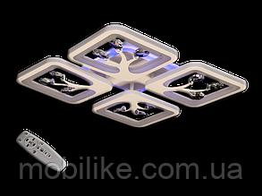 Потолочная led люстра с диммером S8157/4CF LED 3color dimmer (Коричневый) 85W