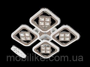 Потолочная led люстра с диммером AS8190/4GR LED 3color dimmer (Серый) 95W