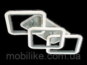 Потолочная led люстра с диммером MX2400/2+1LC CF LED 3color dimmer (Коричневый) 70W