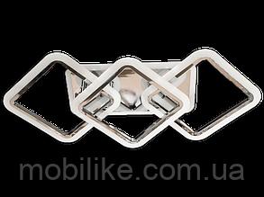 Потолочная led люстра с диммером MX2400/2+1LC G LED 3color dimmer (Золото) 70W