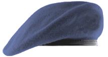 Берет Повітряні Сили Грозове небо (сіро-синій), фото 2