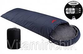 Спальний мішок Vulkan Micro меланж синій