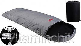 Спальний мішок Vulkan Micro сірий