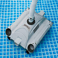 Автоматический подводный робот - пылесос для бассейнов, вакуумный пылесос Intex 28001 для очистки дна