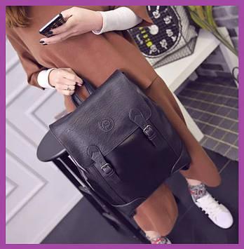Рюкзак міський жіночий коричневий, Модні міські рюкзаки жіночі, Жіночий рюкзак класичний