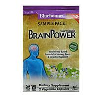 Комплекс Поддержки для Мозга, Bluebonnet Nutrition, Targeted Choice, Brain Power, 2 растительные капсулы