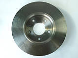Гальмівний диск передній на Renault Trafic / Opel Vivaro (2001-2014) Delphi (Великобританія) BG3768C, фото 7