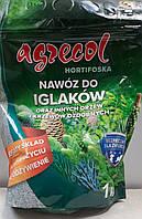 Агрікол Hortifoska 10-6-23 для хвойних 1 кг