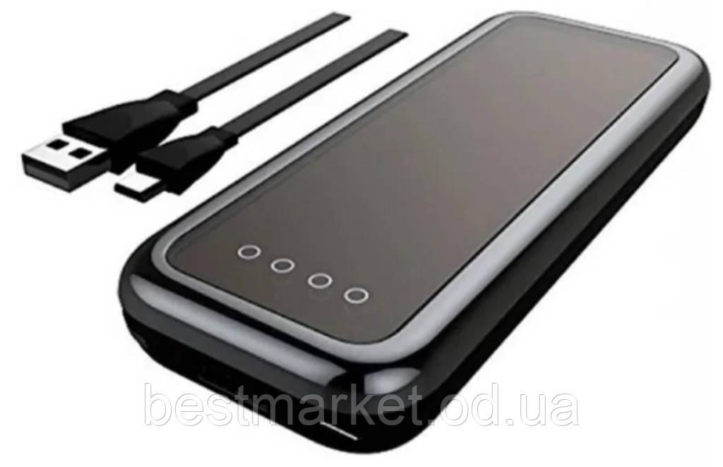 Внешний Портативный Аккумулятор с Зеркалом Power Bank Mirror 50000 mAh