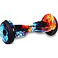 Гироскутер Smart Balance 6,5 дюймов Premium Pro Гироборд Смарт баланс Огонь и Лед, Тао-Тао, APP баланс, фото 3