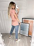 Жіночий костюм з джинсами (Туреччина); розм 36 38 40 42.і баталов 50,52,54,56, фото 6