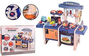 Дитяча ігрова кухня Ming Jia Long Happy Chef (синя)